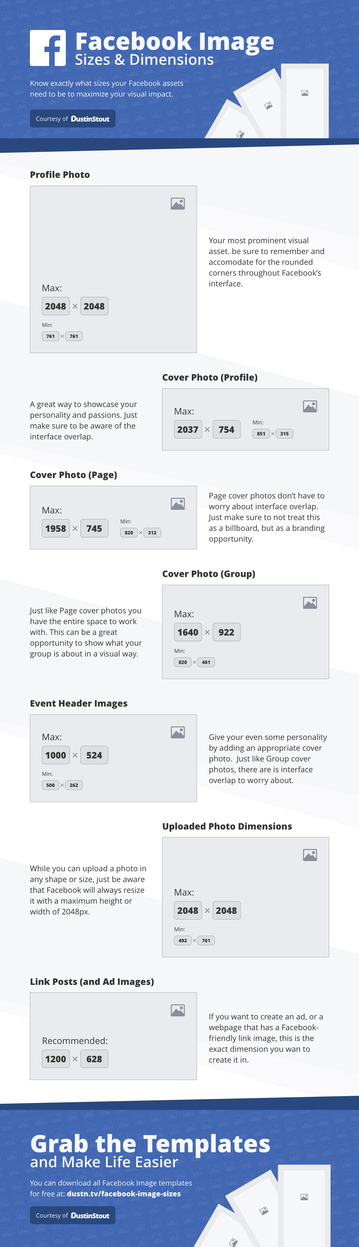 Facebook Image Sizes & Dimensions 2019: Everything You Need