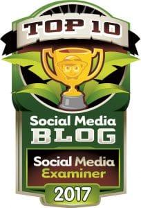 top social media blog 2017