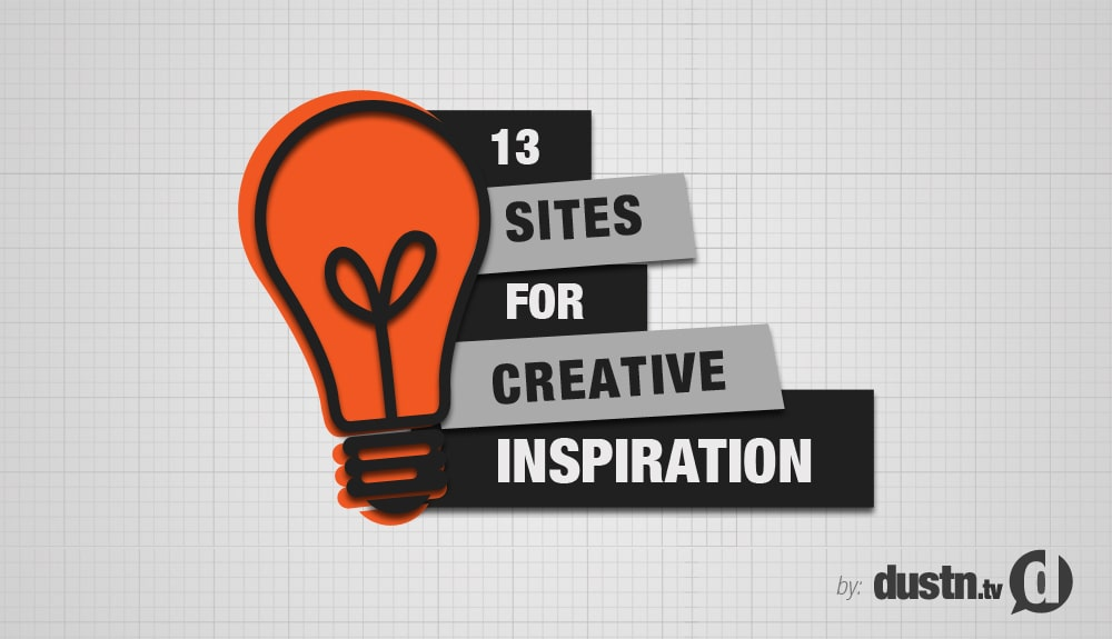 13 sites for creative inspiration