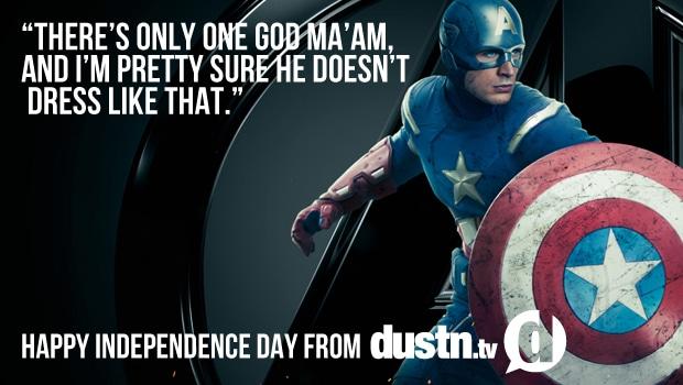 Captain America Quotes Inspirational: Captain America ...