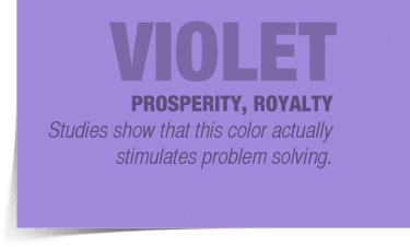 Violet Communicates