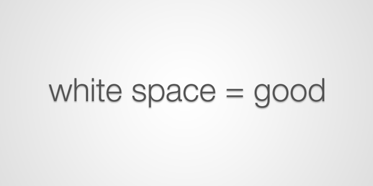 white-space