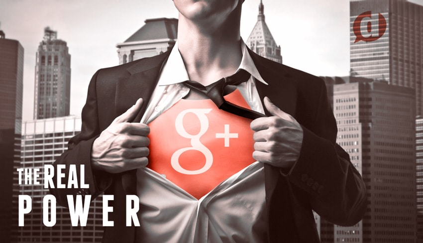 the real power of google+
