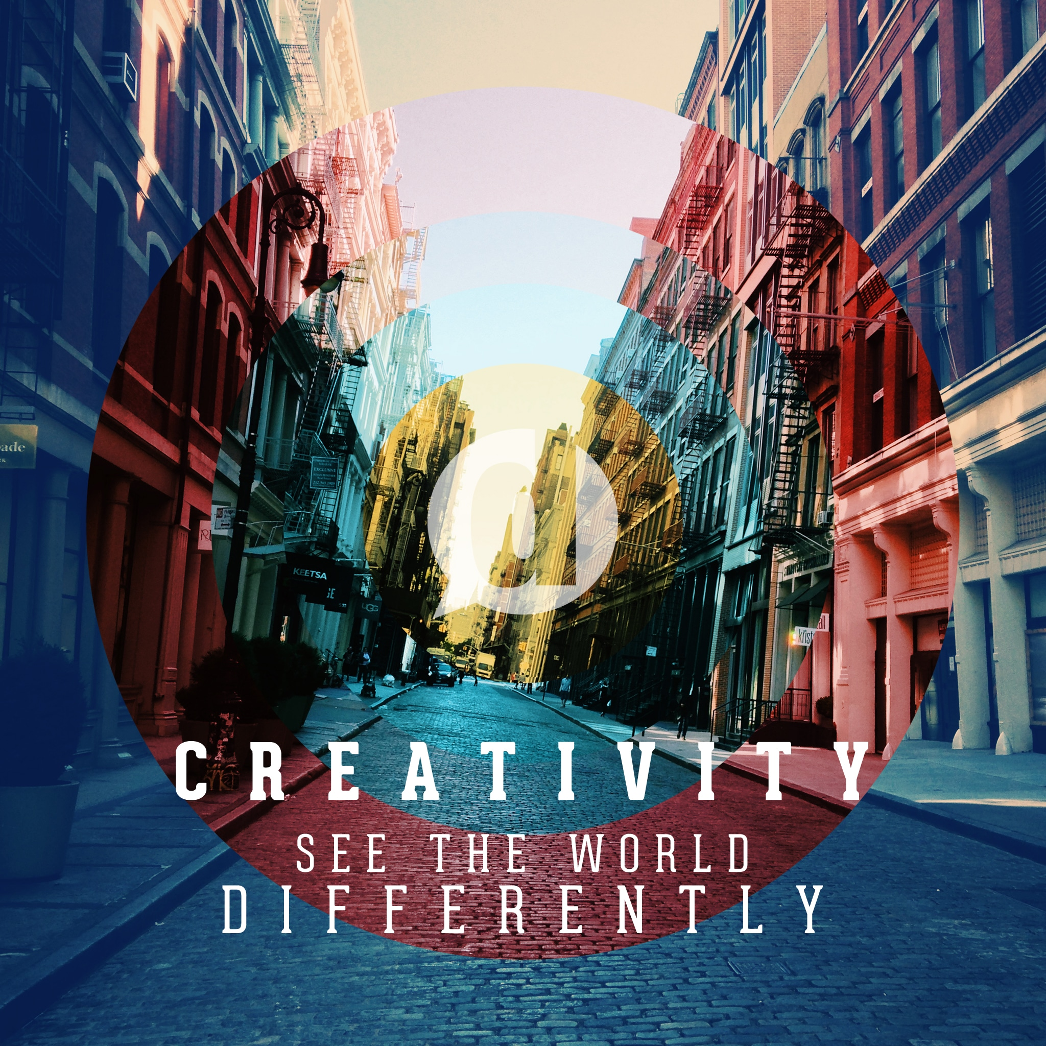Creativity Requires You To See The World Differently ...