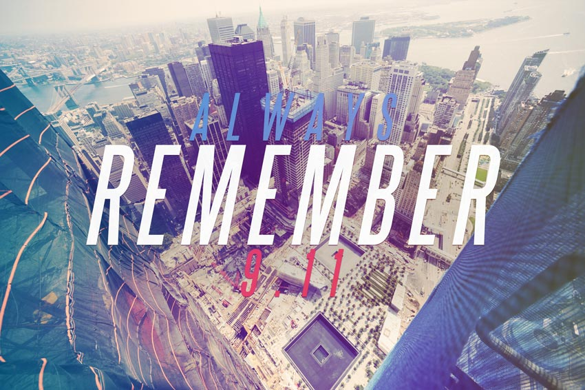 Always Remember 9-11