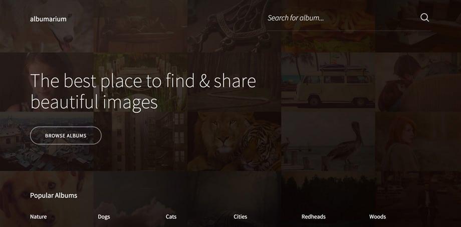 albumarium free images