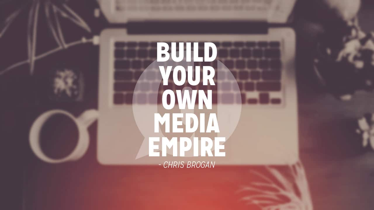 build your own media empire feature image