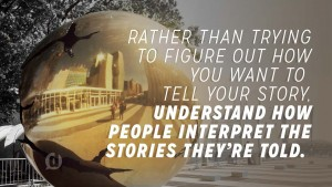 people interpret stories