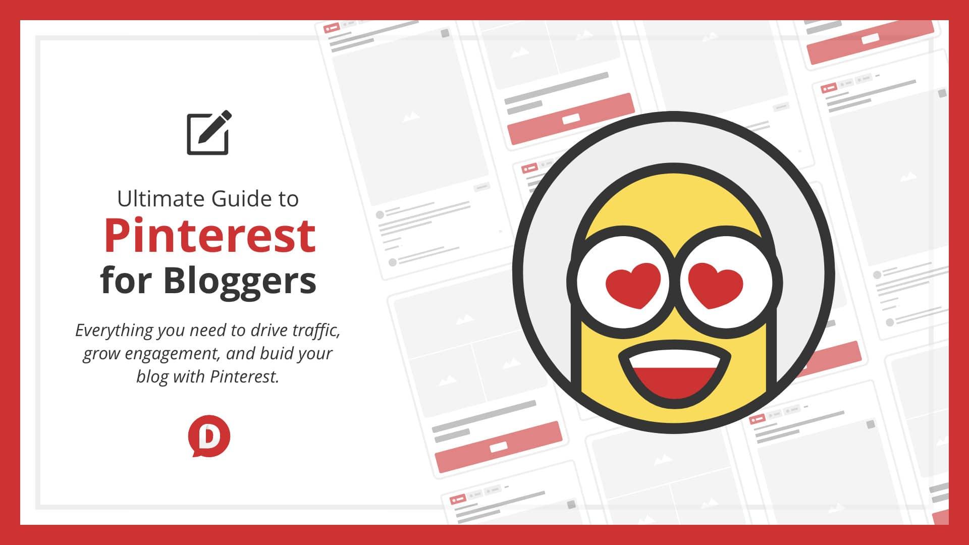 Pinterest guide for bloggers