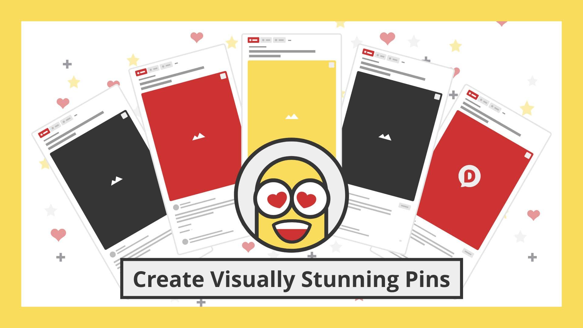 visually stunning pins