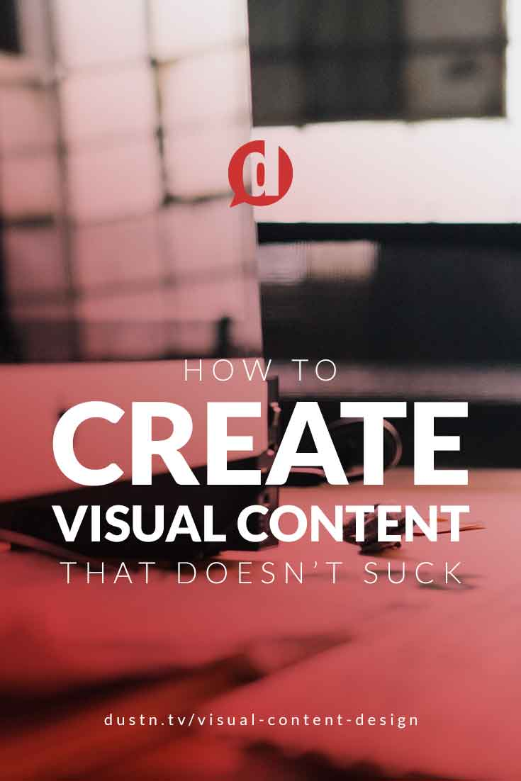 Three basic design principles will help you create stunning visual content that looks like it was done by a pro. This could mean more social shares, more traffic and exponential growth for your website!