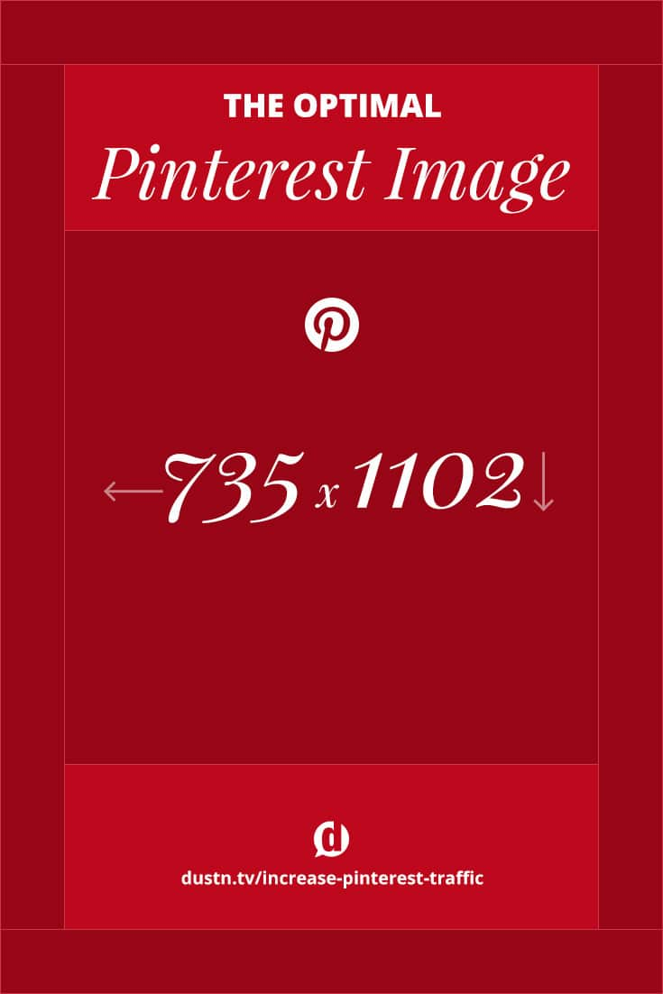 optimal pinterest image template