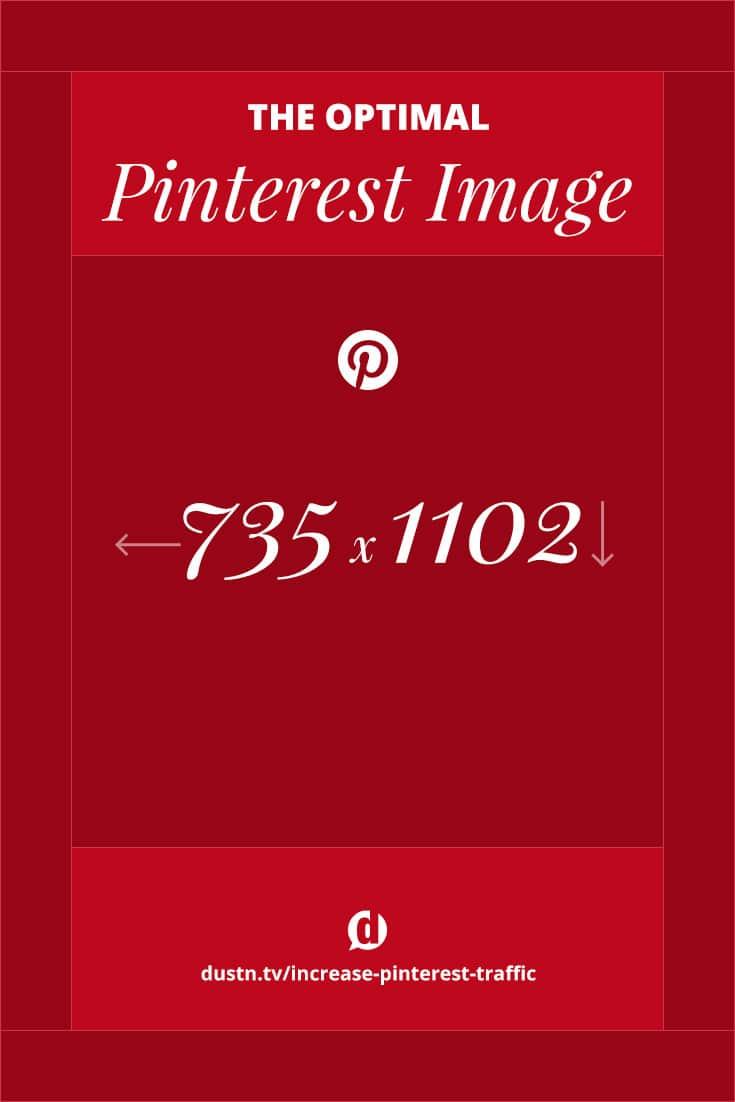 optimal pinterest image template