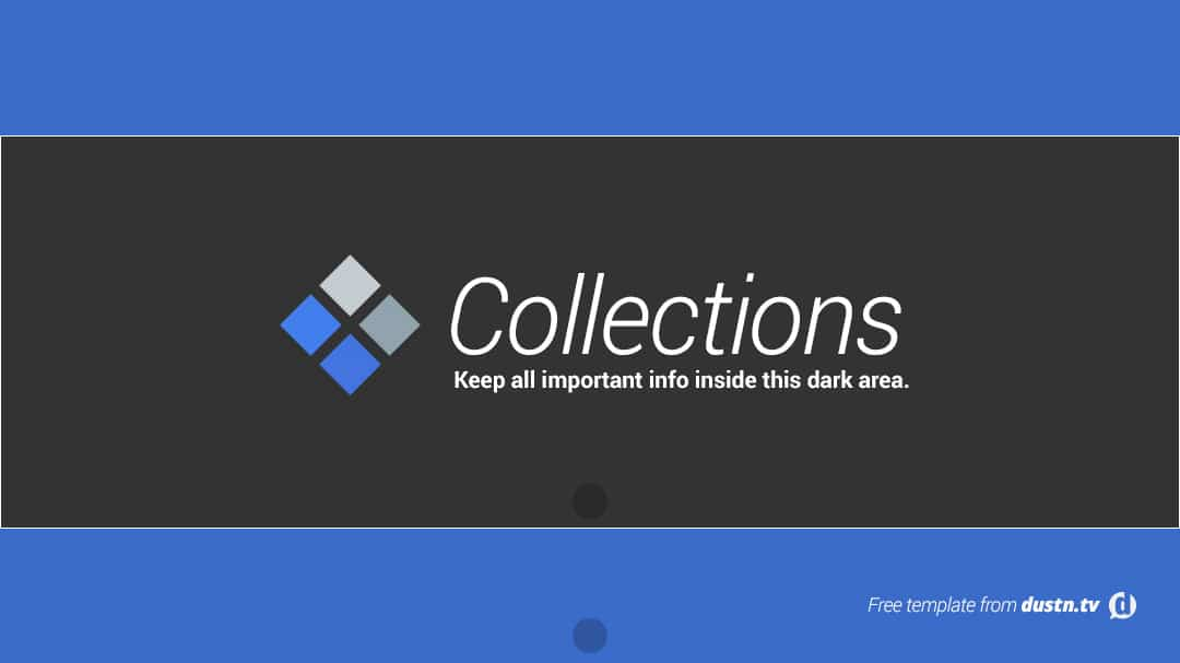 google-plus-collections-template