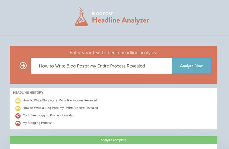 headline analyzer