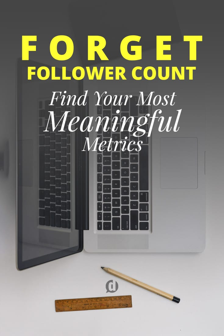 Follower counts are mostly worthless. So lets talk about what measurable metrics we should be looking at-- engagement. All the major social platforms covered.