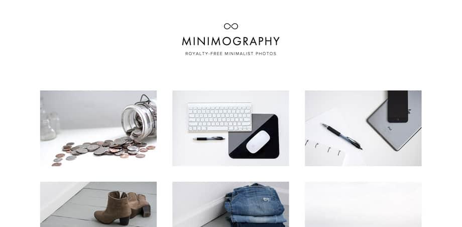 minimography free images