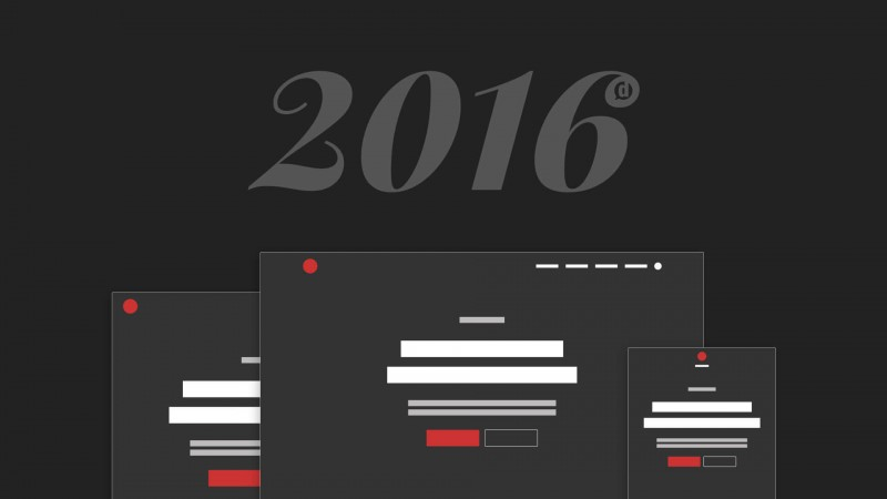 Method to My Madness: Redesign 2016