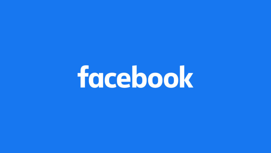facebook full logo wordmark