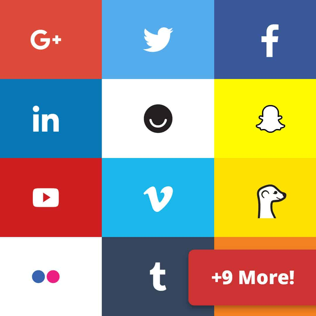 social media logos download