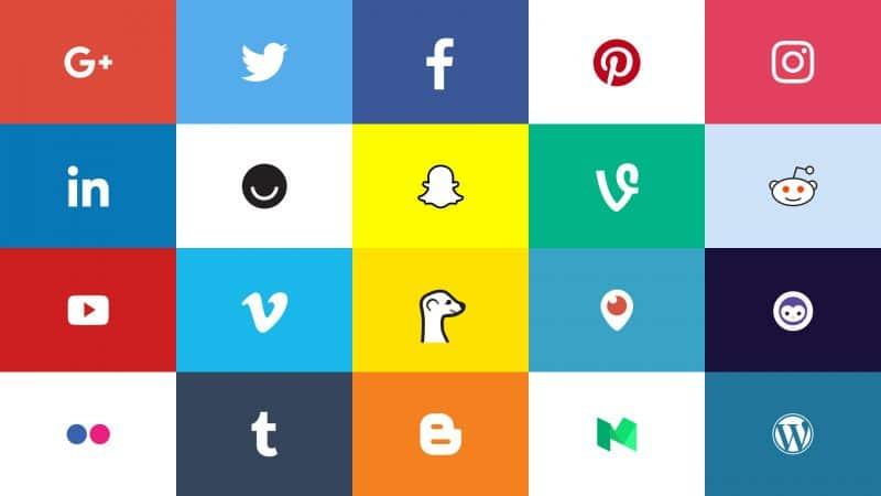 20+ Most Popular (Official) Social Media Logos: Always Updated!