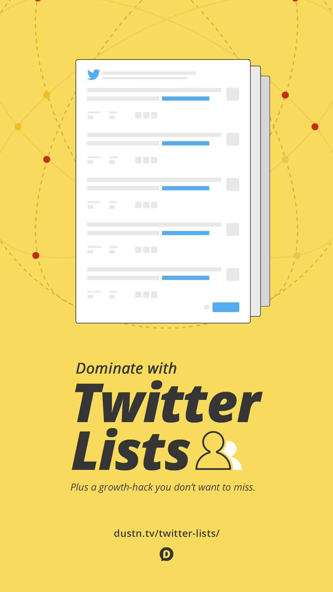 Twitter lists will allow you to supercharge your networking and connecting with the people who matter most to your business. So take and apply these following tips about Twitter lists and watch your network grow!