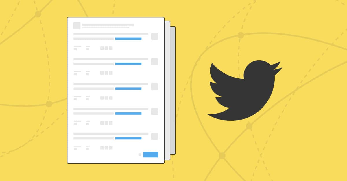 Twitter Lists: Everything You Need to Know to Dominate • Dustin Stout