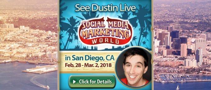 Why You Need to Be at Social Media Marketing World 2018
