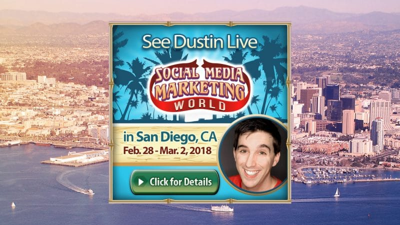 Why You Need to Be at Social Media Marketing World 2018