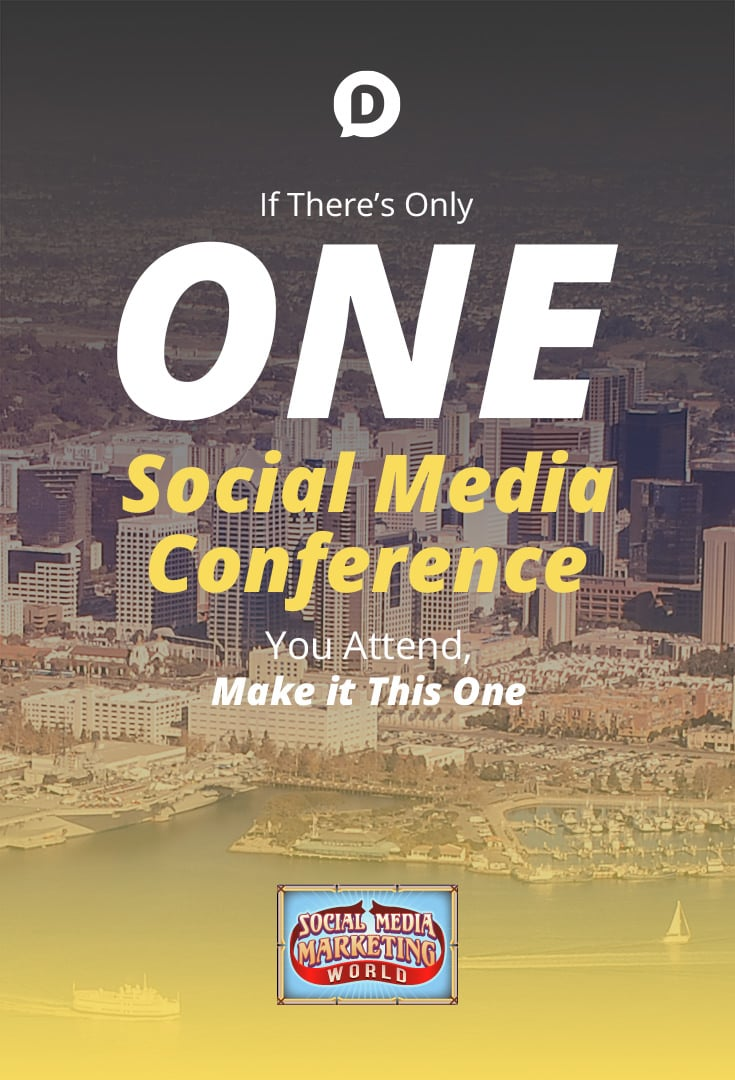 The biggest social media marketing conference in the world is about to happen. Here's my first-person perspective on why you need to be there and what to expect.
