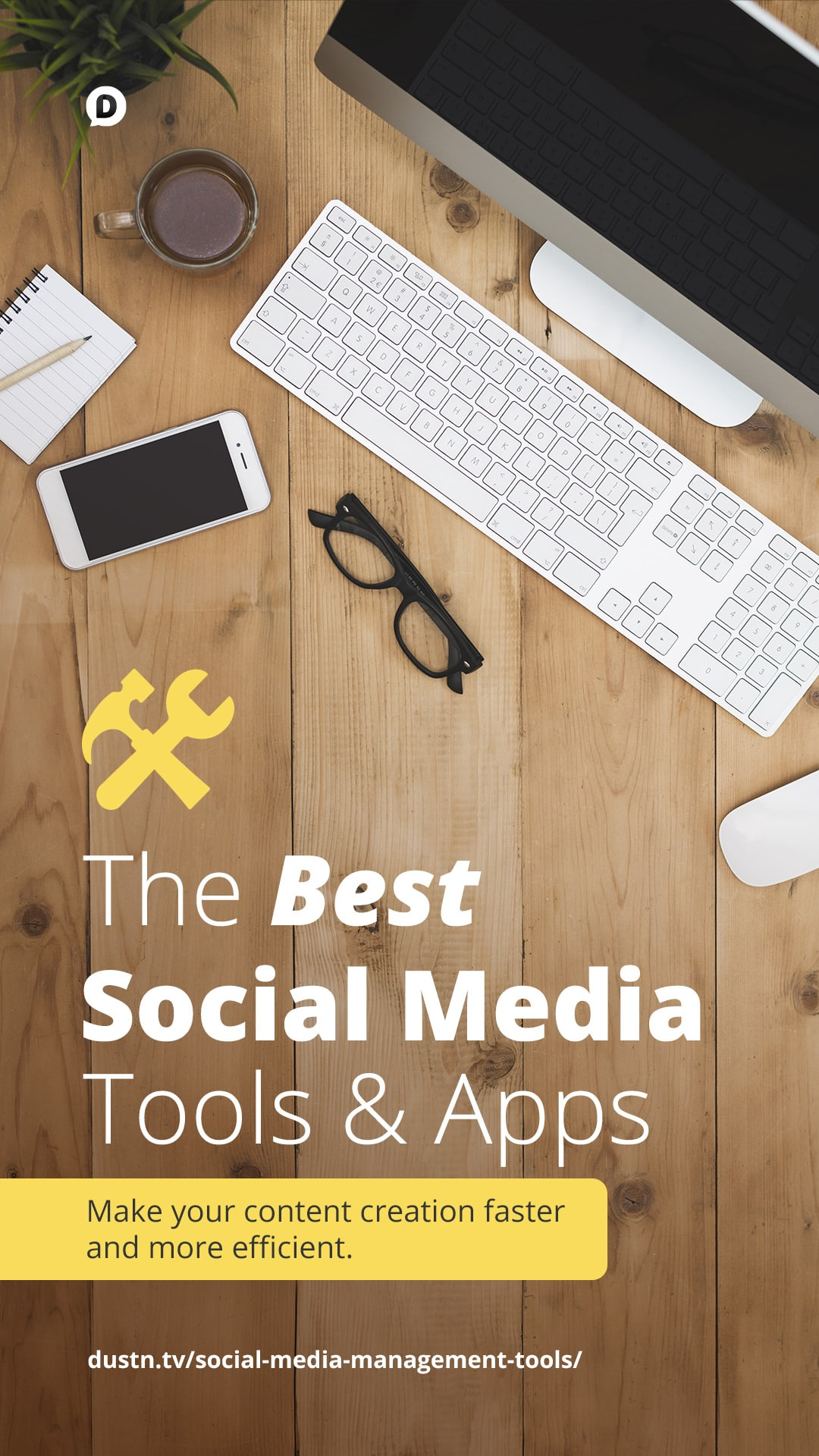 These social media management tools will allow you to save time and streamline your social media posting efforts.