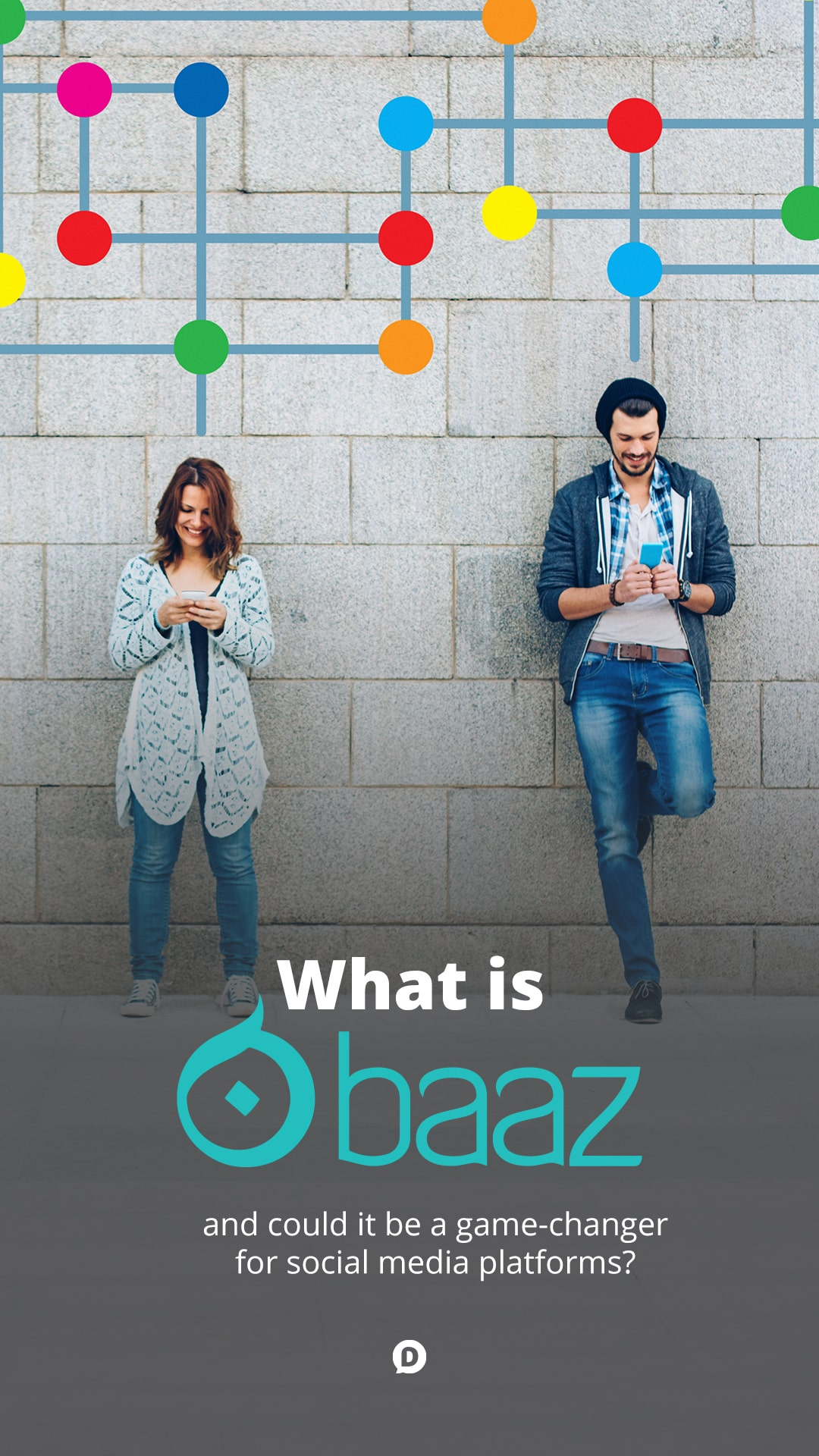 There's a new discovery and sharing platform that is going to redefine how you use social media to find trending topics and news. It's called Baaz. #socialmedia