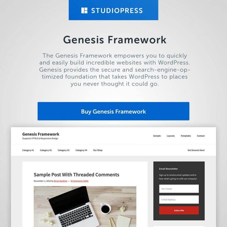 Genesis Framework