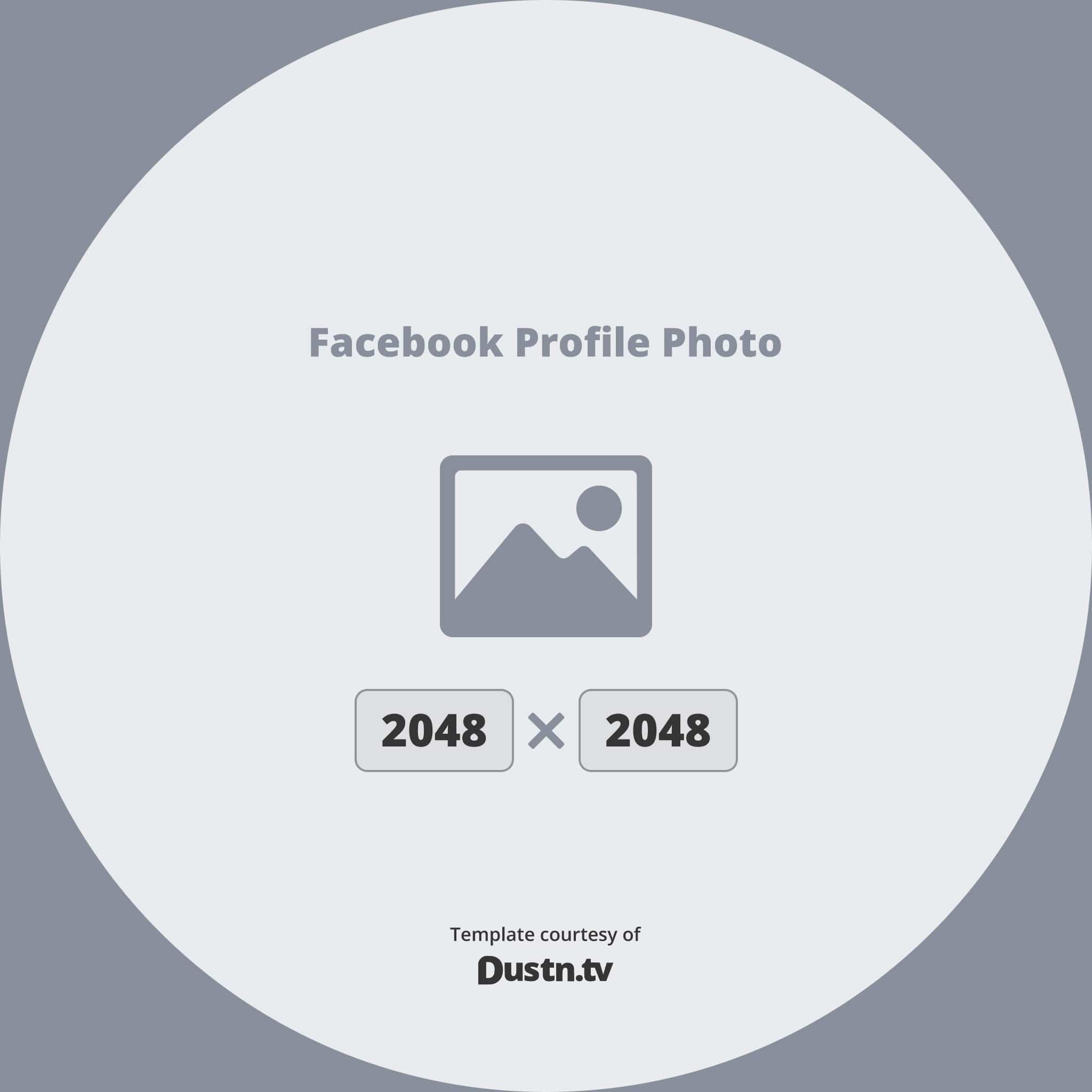 How to put 2 photos in one frame on facebook