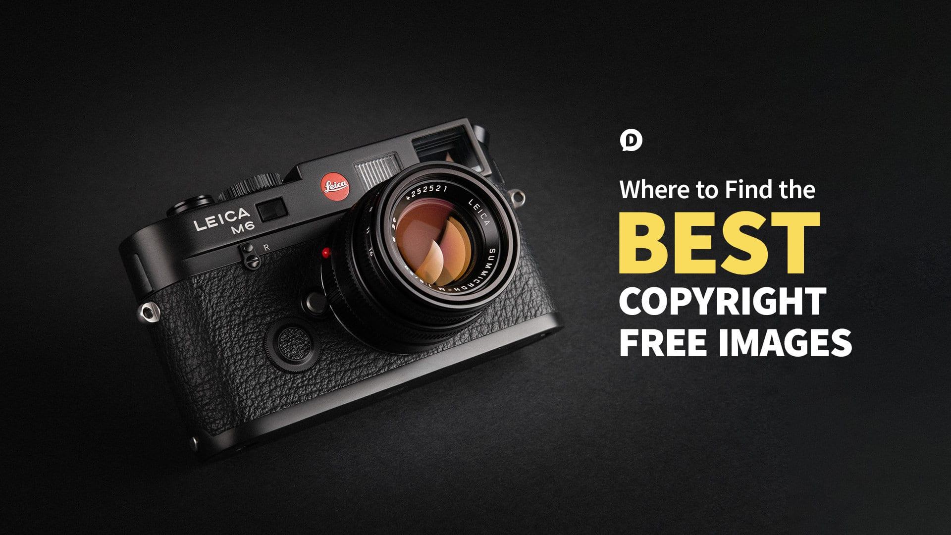 copyright free photo of a camera