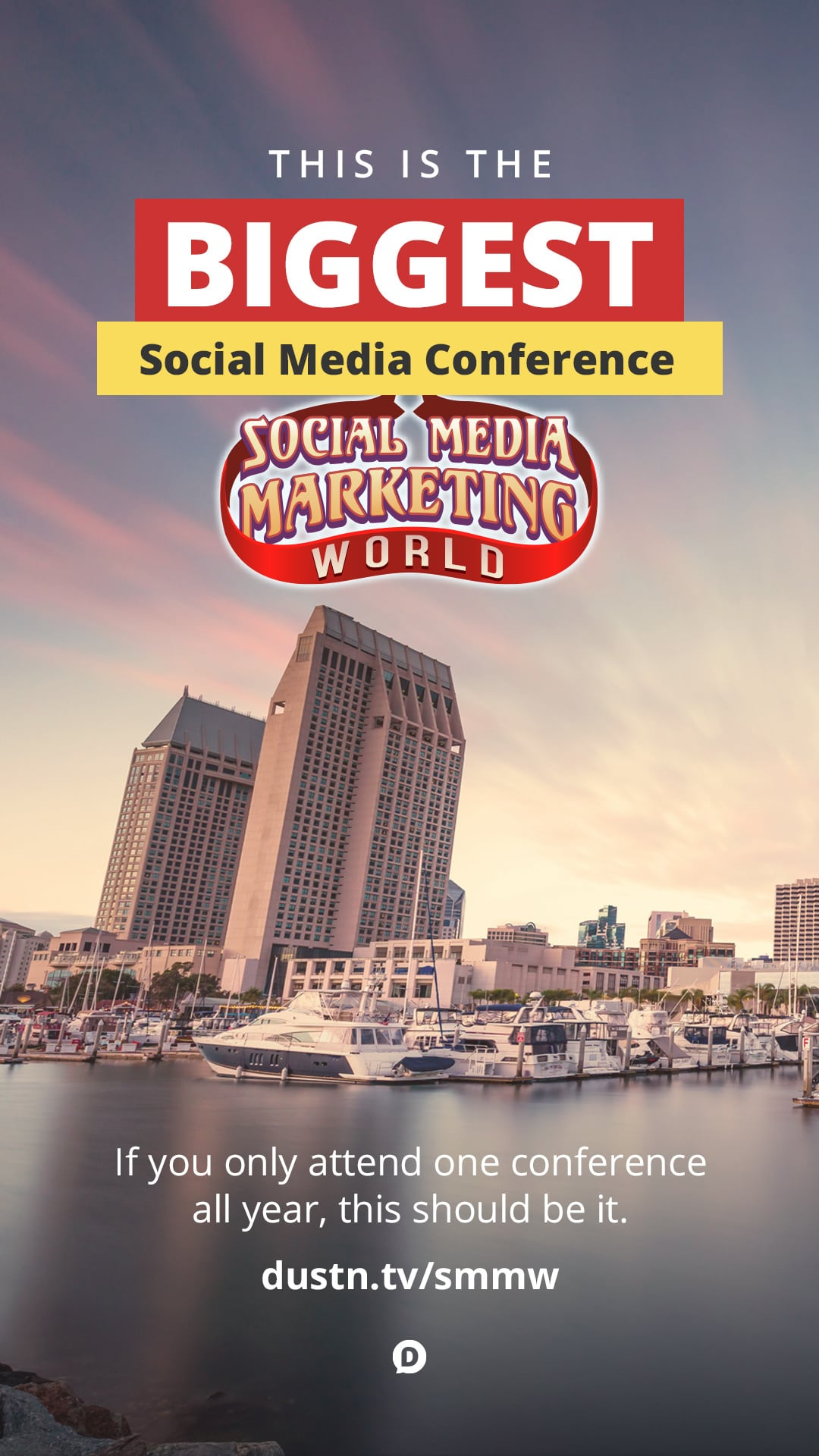 The biggest social media marketing conference in the world is about to happen. Here\'s my first-person perspective on why you need to be there and what to expect.