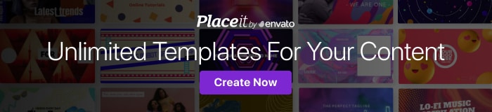 placeit.net unlimited templates for your content