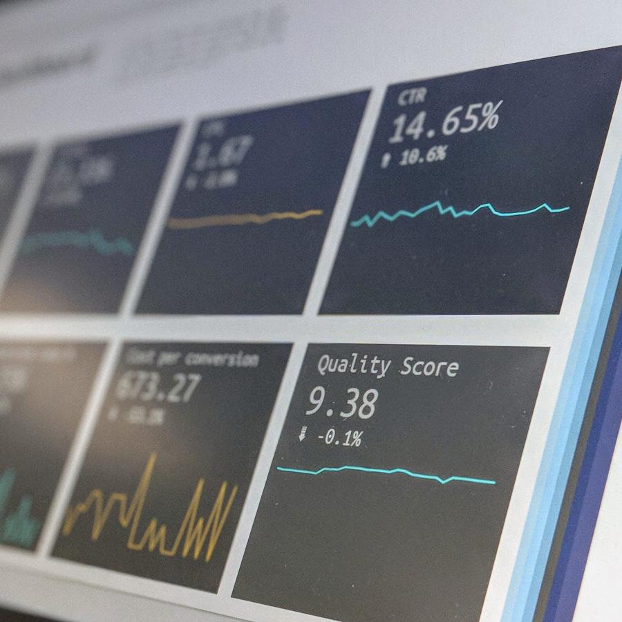 flat business metrics